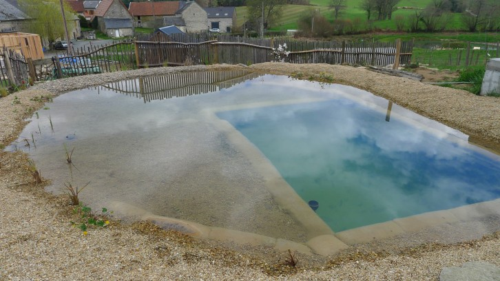 Construire Sa Piscine Of Piscine Naturelle Stage Juin 2016 Report Lisi Res